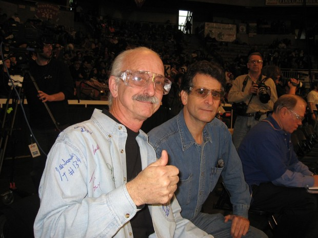 Woodie Flowers with Dean Kamen