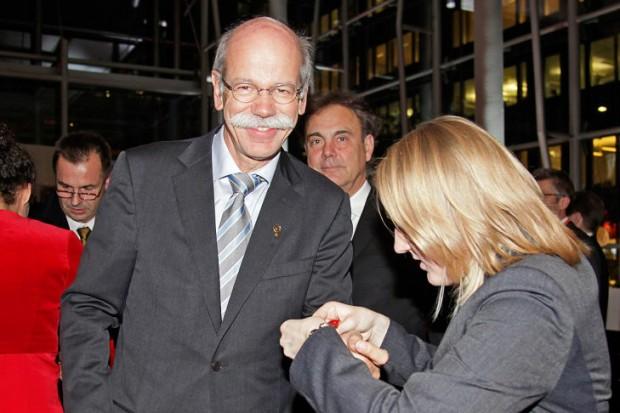 Goldenes Lenkrad Dr. Dieter Zetsche
