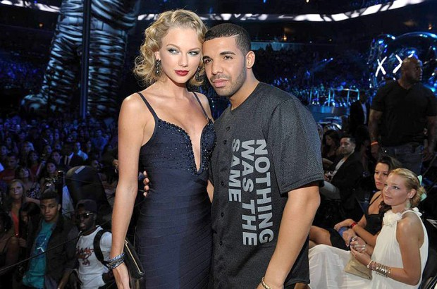 Drake with Taylor Swift