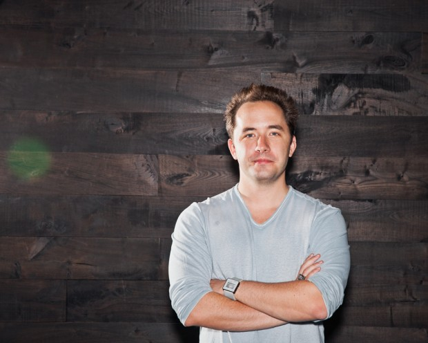 Dropbox co-founder Drew Houston
