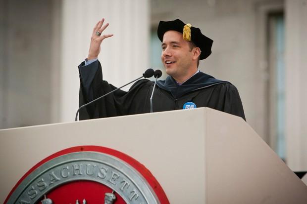 Drew Houston Speaking at MIT