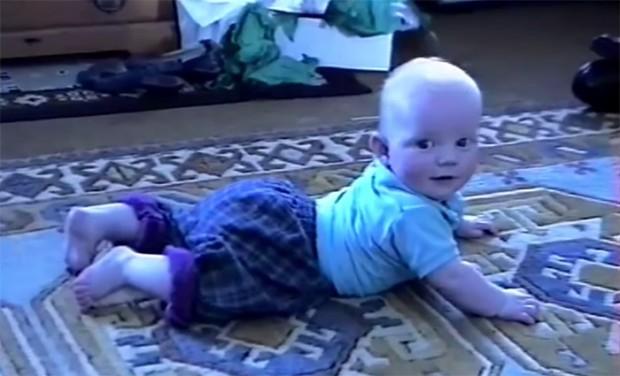 Baby Ed Sheeran