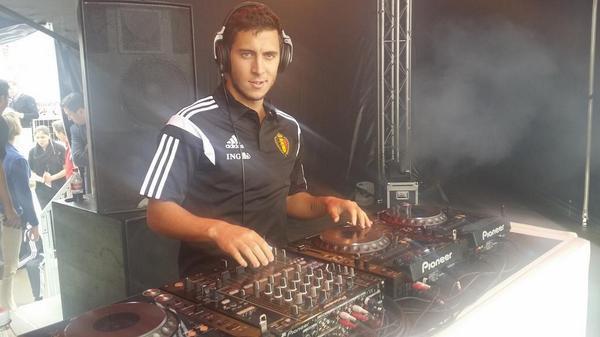 DJ Eden Hazard