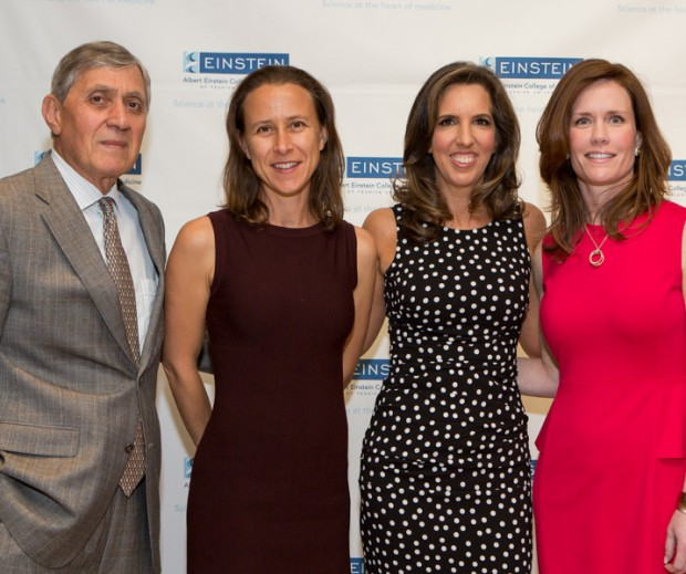 Anne Wojcicki at Einstein 59th Annual Spirit Achievement Luncheon