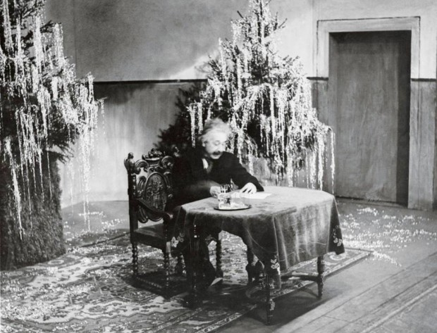 Christmas Celebrations of Einstein