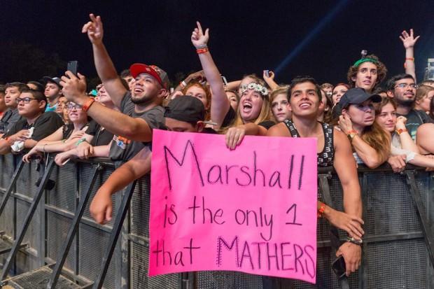 Eminem Fans
