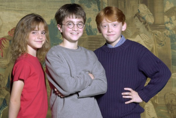Emma with Daniel and Rupert