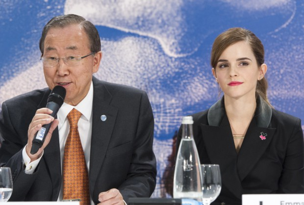 Emma Watson is UN Good Will Ambassador