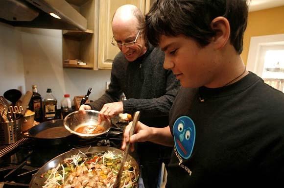 Michael Pollan Preparing Food