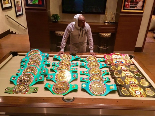 With His Championships