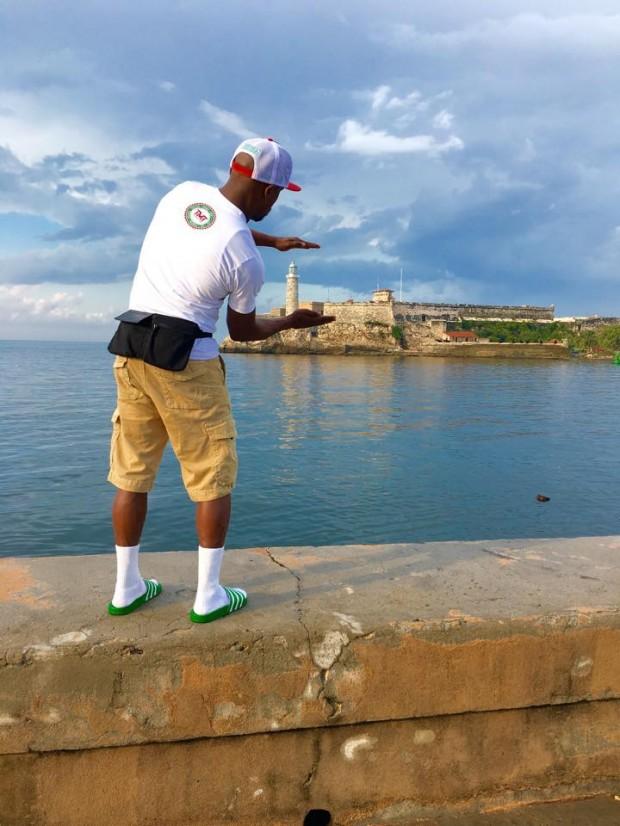 Floyd in Cuba