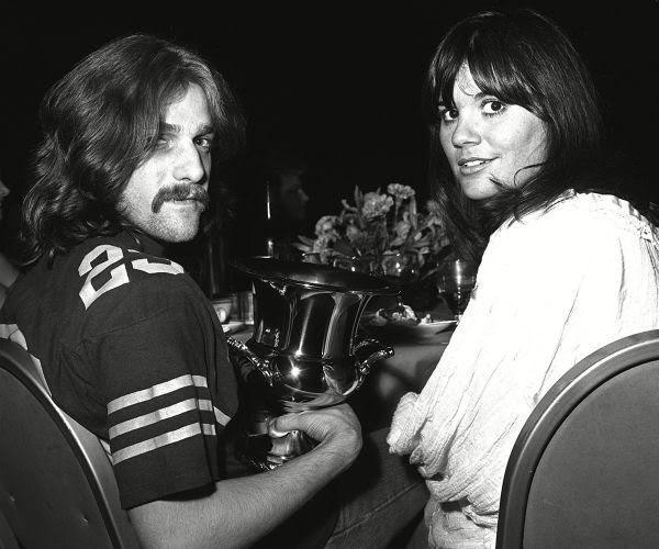 Linda Ronstadt and Glenn Frey