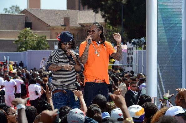 Future Performing at Shrine Auditorium & Expo Hall