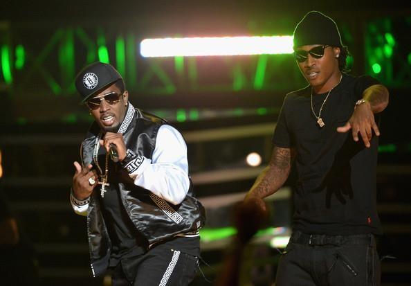 Future performs at BET Hip-Hop Awards 2012