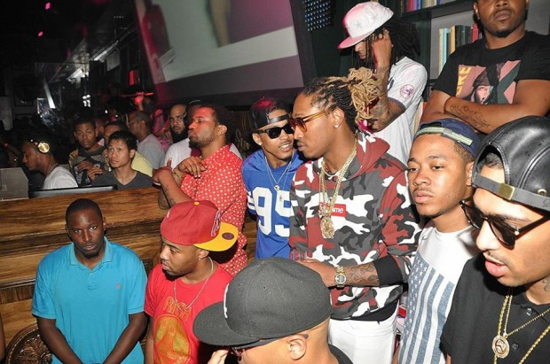Future at Hennessey