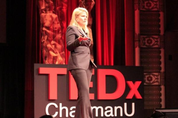 Gwynne Shotwell at TEDx Talks