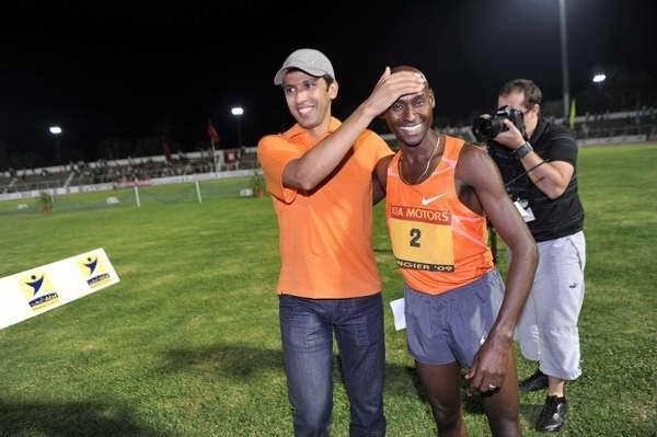 Tangier with Hicham El Guerrouj