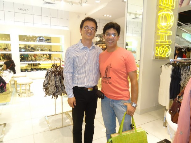 Hubby with Do Won Chang