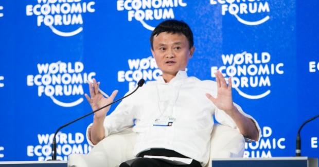 Jack Ma at World Economic Forum