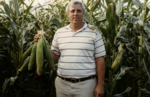Jim Justice with Corns
