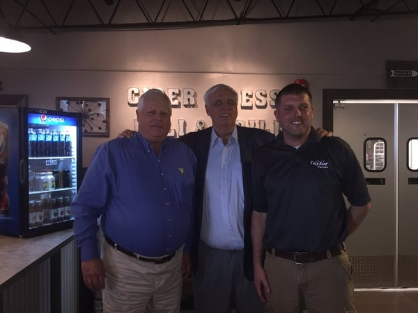 Jim Justice with Deli and Grill