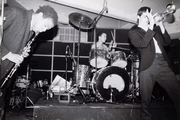 Jean with his band