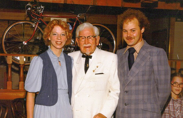 KFC Founder, Colonel Sanders