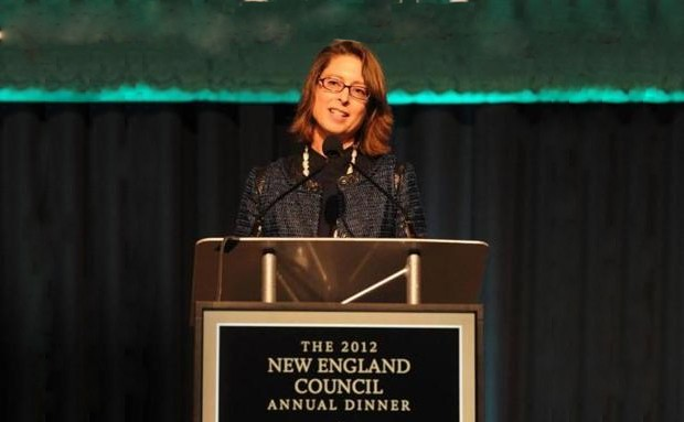 Fidelity's Abigail Johnson honored by N.E. Council