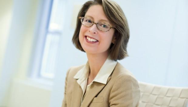 Fidelity CEO Abigail Johnson
