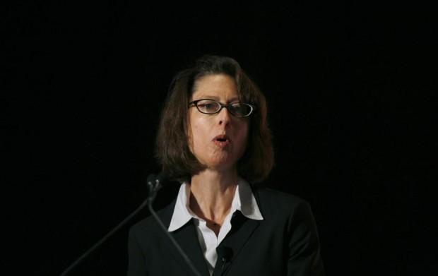 Abigail Johnson Addressing