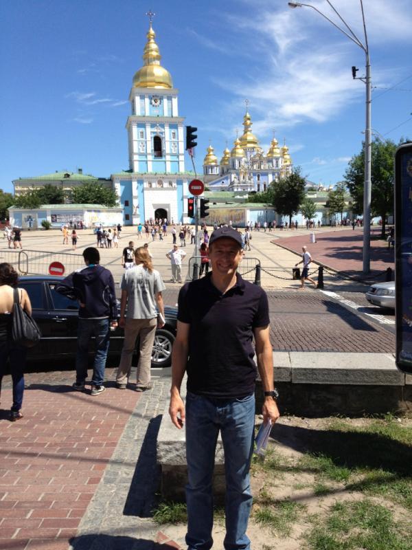 Jurgen in Kiev