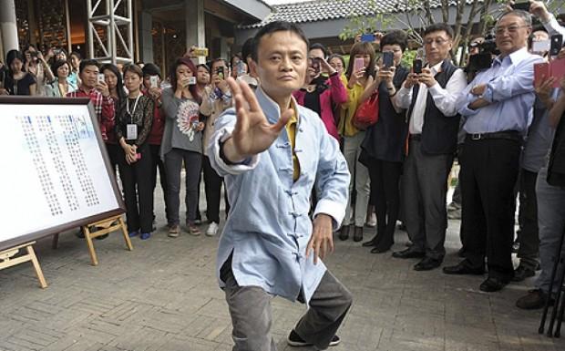 Kung Fu Jack Ma