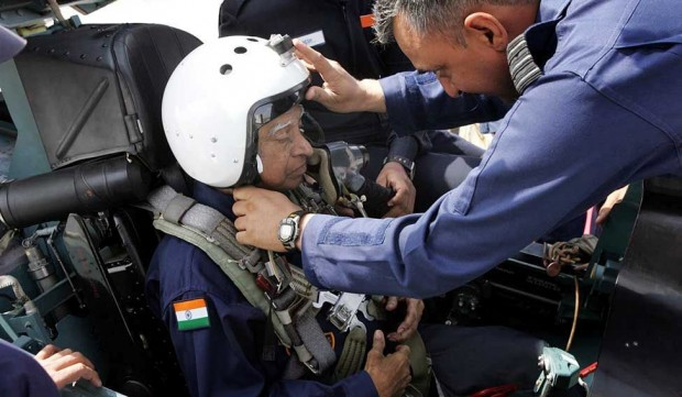 Abdul Kalam The Oldest Indian Co-Pilot of a Fighter Jet