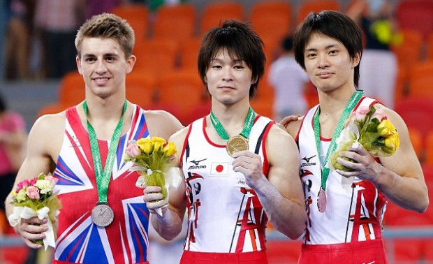 Kohei at World Championships