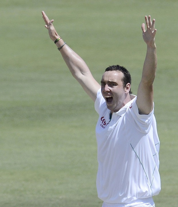 Kyle Abbott Debut Test Match