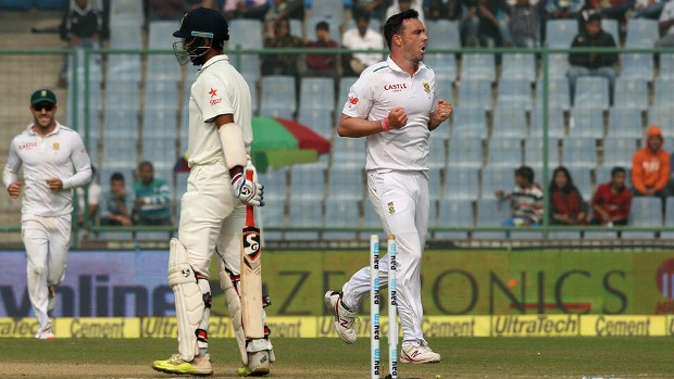 Kyle Abbott In South Africa Vs India Match