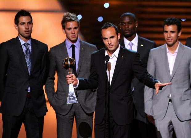 Landon Donovan at ESPY Awards