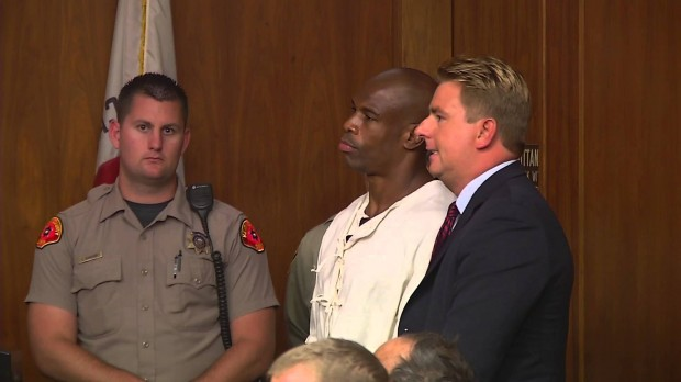 Lawrence Phillips in court