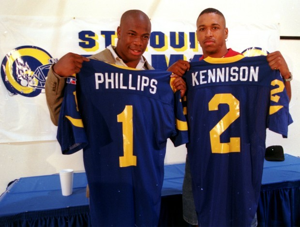 Phillips with Kennison