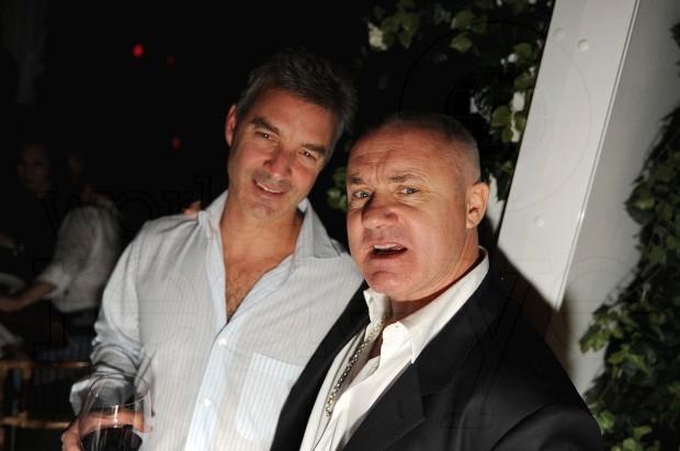 Daniel Loeb and Damien Hirst