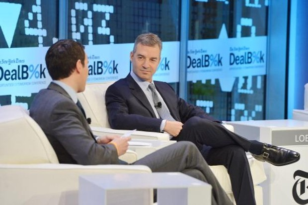 Daniel Loeb At Newyork Times Conference
