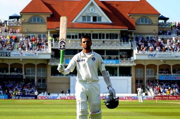 Dravid at Lords