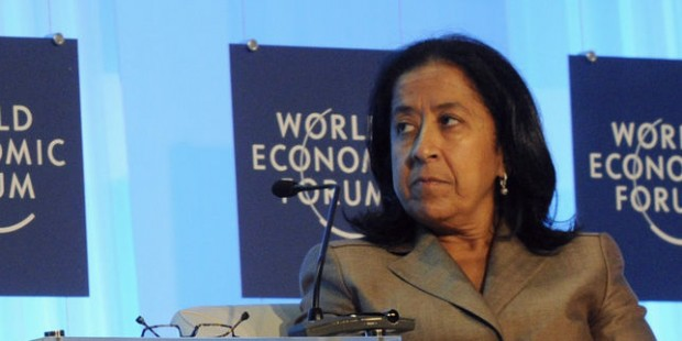 Lubna Olayan At World Economic Forum