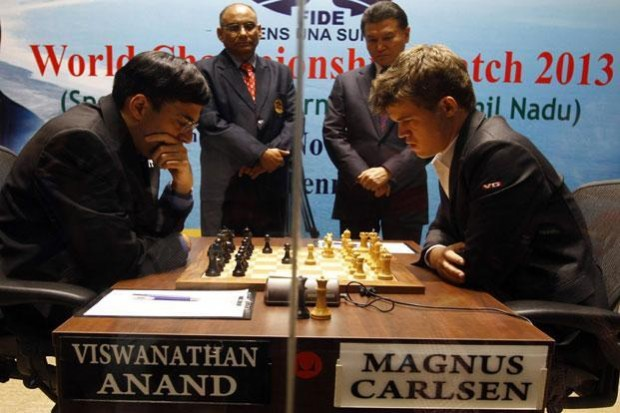 Carlsen Vs Vishy
