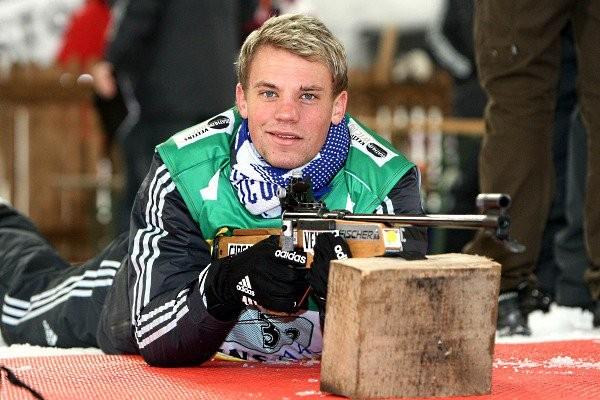 Shooter Manuel Neuer
