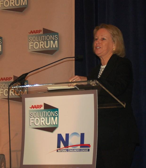 SEC Chairman Mary Schapiro