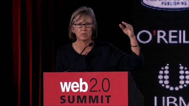 Mary Meeker at Web 2.0 Summit