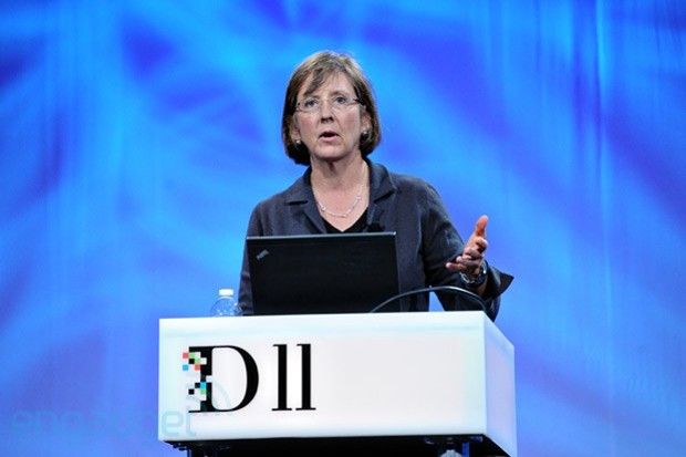 Mary Meeker at D11 Conference