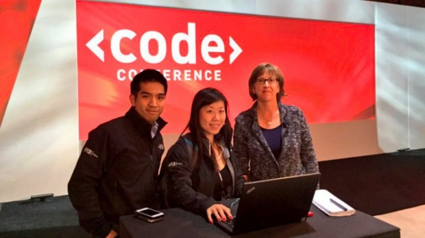 Mary Meeker at Conference