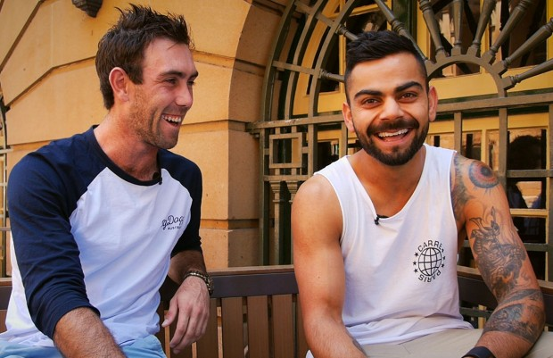 In Conversation with Indian Test Skipper Virat Kohli
